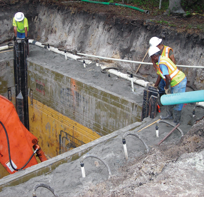 Shoring System Fits All Sizes Modern Contractor Solutions 174