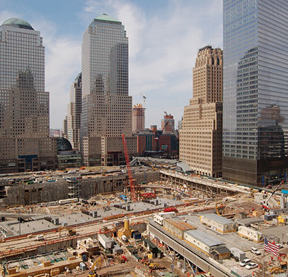 Rfid Benefits Freedom Tower At Wtc Modern Contractor