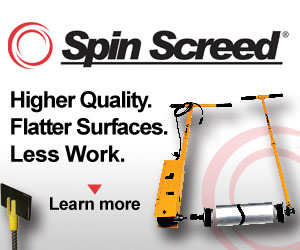 CLICK HERE to learn more about Spin Screed!