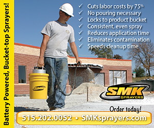 CLICK HERE to learn more about SMK Sprayers