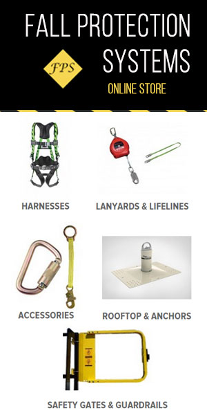 CLICK HERE to learn more about Fall Protection