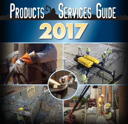 2017 Products and Services Guide