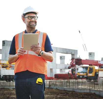 Construction Communication Technology