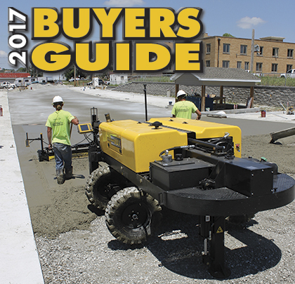 Click Here To View A PDF of the 2017 Buyers Guide