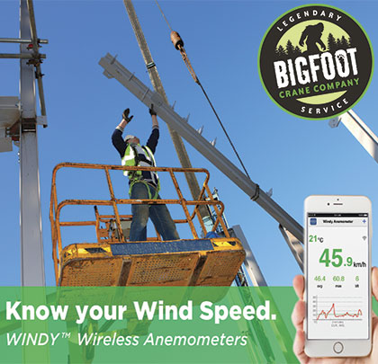 Navis WINDY™ Wireless Wind Anemometers
