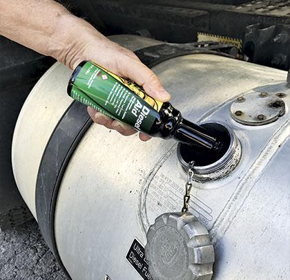 diesel engine care